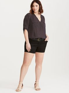 Top It Off | Torrid Plus Size | #TheseCurves