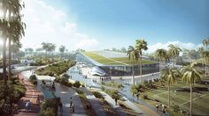 Gallery of 10 Design Unveils Masterplan for Mediterranean Development Along Egypt's Coast - 4
