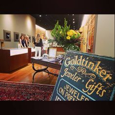 Have you been to our showroom? Visit #Goldtinker at 24 Broad Street in beautiful downtown #RedBank #NewJersey.   #RedBankNJ #GoldtinkerJewelers #MonmouthCounty #JerseyShore #NJ #Jewelers #GoldtinkerJewelry #Jeweler #Jewelry #Fashion #Style #RedHotReal #RedHotRedBank #ACoolLittleTown #Rumson #FairHaven #ColtsNeck #Holmdel #Marlboro #Manalapan #Lincroft #FranklinLakes #SaddleRiver #Deal #JewelryBlogger