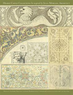 Julia Morgan Designs 1