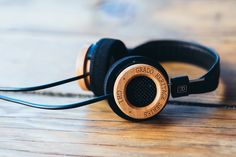 Grado Labs has been handcrafting headphones in Brooklyn, New York since 1953, and to celebrate their heritage, they have designed and built the GH1, their first headphone to be built from a local tree.