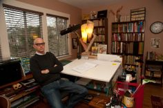 Modern Cartoonist: The Art of Daniel Clowes at the Oakland Museum of California