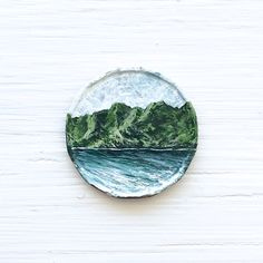 Canadian Penny, Landscape Paintings, Hawaiian, My Arts, Crafty, Thoughts, Pennies, Artist, Instagram