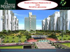 Ready to move flats 9811220750 in mahagun moderne