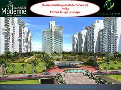 Mahagun moderne resale 9811220750