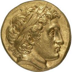 Philip II stater, 324 BC