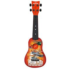 Disney Planes Mini Guitar By First Act - Pl285, 2015 Amazon Top Rated Guitars & Strings #MusicalInstruments