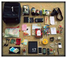 What a flight attendant keeps in his bag:http://wp.me/p2UWdF-sn(viainternationalflyguy)