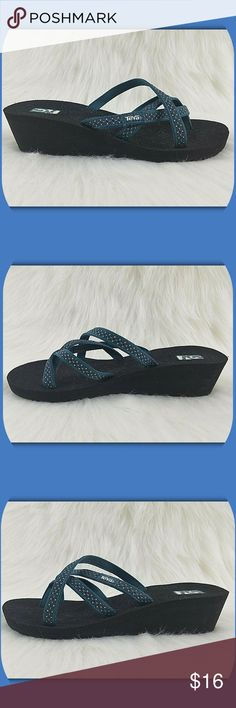 f1a5bce7bcdc TEVA Olowahu Mush Thong Sandals Flip Flops TEVA WOMEN S THONG SANDALS  Style  Olowahu Mush Color