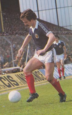 Graeme Souness Scotland 1979