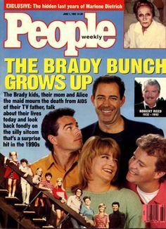 The Bradys 1990 TV Series | People Magazine - The Brady Bunch