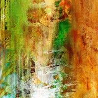 Large Abstract Art Canvas by Abstract Artist Jaison Cianelli