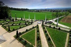 Jardin baroque - Musée - Kanton Solothurn