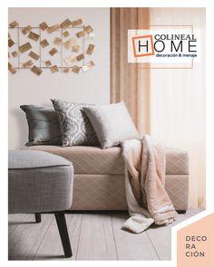 #ColinealHome línea de Decoración y Menaje  Pequeños detalles para lograr un ambiente acogedor y disfrutar del calor de #hogar.