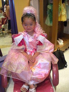 Bibbidi Bobbidi Boutique - Princess Lilys Day » Small World Vacations
