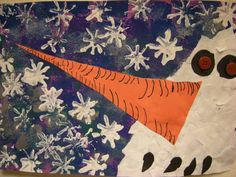 WHAT'S HAPPENING IN THE ART ROOM??: 1st Grade Snowmen