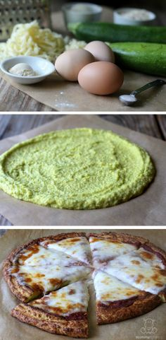 This zucchini pizza crust is the perfect way to use up extra zucchini, just ask…