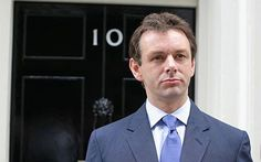 Michael Sheen as Tony Blair (from the third time he portrayed him, in THE SPECIAL RELATIONSHIP).