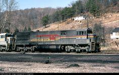 RailPictures.Net Photo: L&N 1531 Louisville & Nashville GE U28C at Loyall, Kentucky by TC Caughman