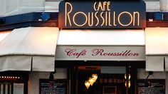 Yum! The Best Risotto I've ever had.... Café Roussillon in Paris