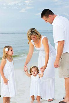 family beach shoot