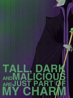 """This is a fun series of poster art created by Christopher Ables that he calls """"F@ Fairy Tales!"""" It features several Disney villains and others telling us what they really think about the stories they are in. Dark Disney, Disney Love, Disney Magic, Disney Stuff, Film Disney, Disney Art, Disney And Dreamworks, Disney Pixar, Disney Parody"""
