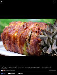 Smoked Meat Recipes, Smoked Pork, Smoker Recipes, Grilling Recipes, Pork Recipes, Cooking Recipes, Grilling Ideas, Traeger Recipes, Smoked Turkey