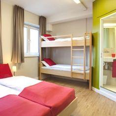MEININGER Hotel London Hyde Park room, Best London Hostels