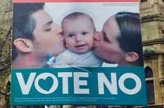 Marriage equality referendum: Couple on Vote No poster release statement in support of Yes side - Irish Mirror Online
