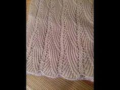 Kuş Kanadı Örneği You are in the right place about Bird print Here we offer you the most beautiful p Baby Knitting Patterns, Knitting Stitches, Stitch Patterns, Diy Crafts Knitting, Easy Knitting, Knit Vest Pattern, Bird Wings, Crochet Videos, Knit Crochet