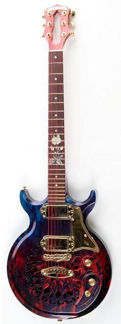 Goulding Guitars #LardysWishlists #Guitar ~ https://www.pinterest.com/lardyfatboy/ ~