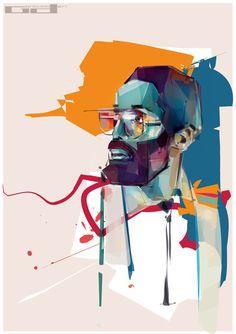#sublime!!!!  Illustrator Denis Gonchar from Ukraine.