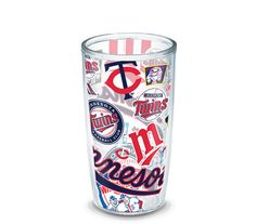 Minnesota Twins™ All Over Wrap | Tervis Official Store