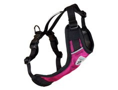 Canine Friendly Vest Dog Harness V.2, Car Restraint Harness -- Click image for more details. (This is an Amazon affiliate link)