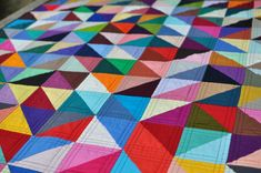 The Triangle Quilt