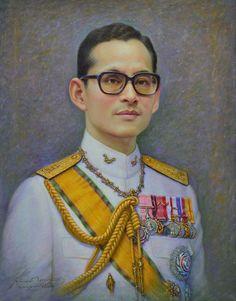 นิทรรศการ จิตรกรรมรวมใจด้วย 2 พระบารมีไทย (Art Unity to Honor Our Glory King and…