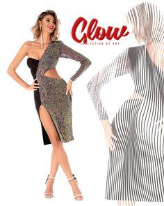 Rochie disponibila pe www.bby.ro One Shoulder, Shoulder Dress, Peplum Dress, Glow, Product Description, Collection, Dresses, Fashion, Vestidos