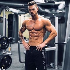 If you want to lose fat (and not muscle) fast without doing hours of cardio every week, then you want to know more about high-intensity interval training. Muscle Fitness, Fitness Goals, Mens Fitness, Fitness Life, Workout Shorts, Gym Workouts, Latest Clothes For Men, Male Fitness Models, Le Male