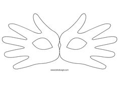 maschera-carnevale-mani The Effective Pictures We Offer You About diy carnival mask A quality picture can tell you many things. You can find the most beautiful pictures that can be presented to you ab Diy Carnival Games, Carnival Booths, Carnival Decorations, Carnival Prizes, Carnival Costumes, Carnival Ideas, Drawing Activities, Color Activities, Preschool Activities