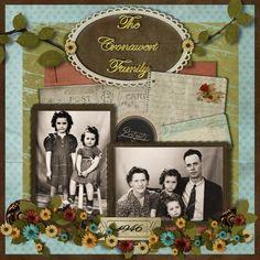 The Cronawert Family