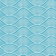 Japanese Seamless Ocean Wave Pattern Royalty Free Cliparts - 1300x1300 - jpeg