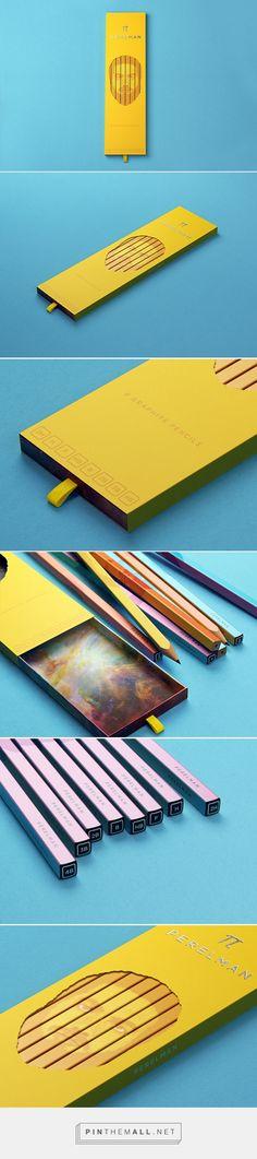 Pencils Packaged // Alan Temiraev, Volodenka Zotov // Julien Jules, Phil