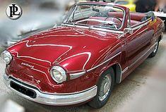 Panhard PL 17 Tigre Cabriolet - 1962