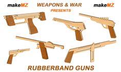 Rubberband Guns                                                                                                                                                                                 More