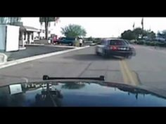 New policing in America: Cops just run you over at high speed and call it 'saving your life'