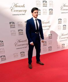 Colin O'Donoghue from Once Upon A Time #IFTA15