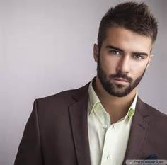 attractive men with beards - Bing Images