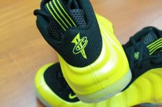 efc05884862 Nike Air Foamposite One Electrolime New Detailed PicsElectrolime  Electrolime Black
