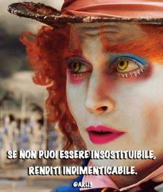 Alice In Wonderland johnny depp mia wasikowska Mad Hatter ema-leexenvy