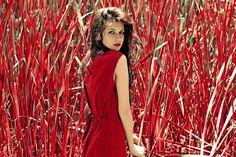 My Red Dream World by Ozgeaslan